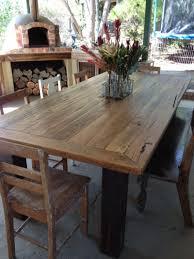Kitchen Furniture Sydney Timber Dining Table Sydney