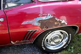 1969 camaro fender 1969 camaro barn find