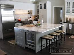 Gray Cabinets With White Countertops Grey Kitchen Cabinets And Floor Tiles Design Pictures Furniture