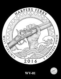 West Virginia national parks images 2016 america the beautiful quarter and 5 oz coin design candidates jpg