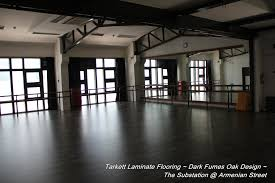 Dance Studio Flooring Project By Evorich The Substation
