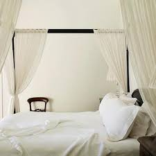 Sheer Bed Canopy Demilune Bed Canopy Design Ideas