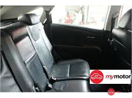 lexus rx used malaysia 2010 lexus rx for sale in malaysia for rm145 800 mymotor