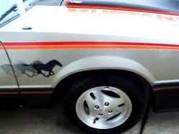 1979 ford mustang pace car 1979 ford mustang indy pace car only 105 update sold