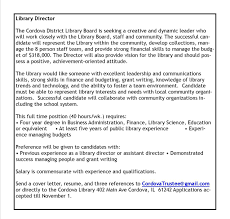 library director cover letter manager cover letter cover letter