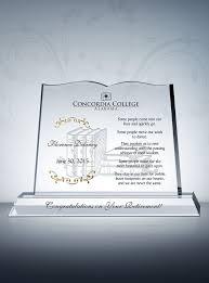 retirement plaques 86 best awards plaques images on