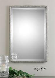Polished Nickel Vanity Mirror Best 25 Brushed Nickel Mirror Ideas On Pinterest Brushed Nickel