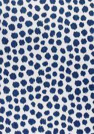 Coordinating Upholstery Fabric Collections Sarah Spot Navy W80343 Collection Calypso From Thibaut In The