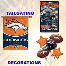 Nfl Decorations Super Bowl Decorations Ebay