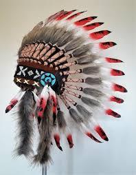 turkey feather headband headdress theworldoffeathers
