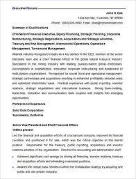Executive Resume Template Word Download Best Resumes Format Haadyaooverbayresort Com