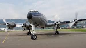 first airplane ever made lockheed super constellation start up u0026 take off at airport bern