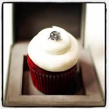 cake topper friday diamond engagement ring a wedding cake blog