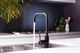 designer kitchen tap round matte black kitchen mixer 90 degrees matte black kitchen tap