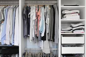 small closet maximize storage in a small closet personal organizing