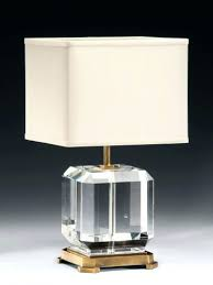 Pottery Barn Floor Lamps Floor Lamps Stacked Crystal Floor Lamp Base Bria Lamp Stacked