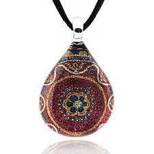 glass necklace pendants images Glass pendants jpg