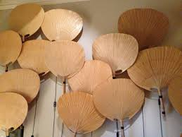 uchiwa fan uchiwa wall l by ingo maurer design documentation