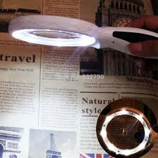 Lighted Magnifying Lamp Floor by Compare Prices On Large Illuminated Magnifying Glass Online