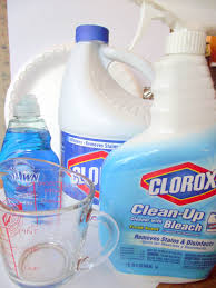 a view at five two homemade clorox cleanup