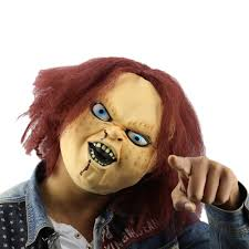 Chucky Makeup For Halloween by Online Get Cheap Halloween Latex Masks Aliexpress Com Alibaba Group