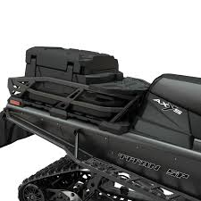 lock u0026 ride versa rear cargo box polaris snowmobiles