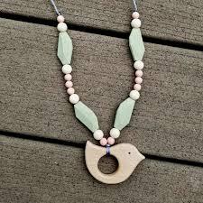 silicone bead necklace images Beech silicone nursing teething necklace alexa organics llc jpg