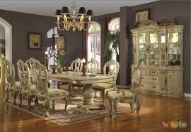 formal dining room sets antique white dining room set whitehall formal dining