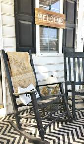 Old Rocking Chair On Porch 1828 Best Front Doors Porches U0026 Exteriors Images On Pinterest
