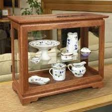 curio display cabinet plans easy to build entertainment center free plans from family handyman