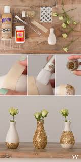 best 25 glitter vases ideas on pinterest diy wedding vases