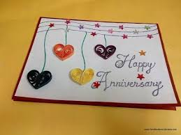 card for husband how to make a handmade anniversary card for husband complete