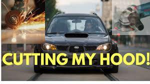 Hood Vents Hood Vents Install Singular Motorsports Youtube