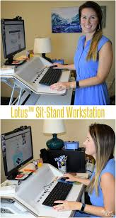 how to be more productive with the fellowes sit stand desk top