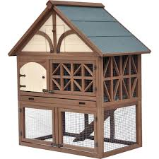 Heavy Duty Rabbit Hutch Merry Products Tudor Rabbit Hutch Small Animals More Shop