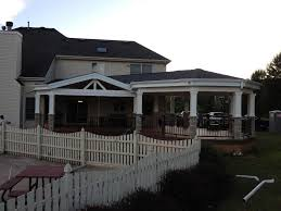 ideas for covered decks 3 warm and inviting designs for covered
