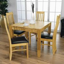 Wellington Rubberwood Cm Dining Table And  Chairs  Quarter - Rubberwood kitchen table