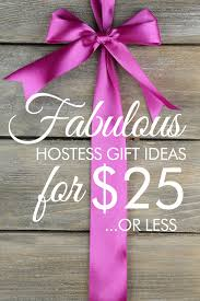 25 dollar gift ideas and personalized hostess gift ideas for under dollars