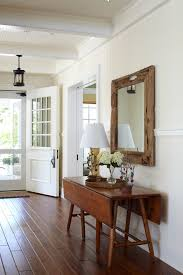 Hardwood Beadboard - wood wall panels entry traditional with beadboard ceiling chair