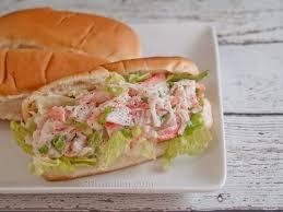 lobster roll recipe imitation lobster rolls recipe from cdkitchen com