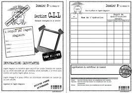 CIL page de garde lecture Cp Ce1 CE2 C1 Cm2  Dixmois