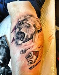 30 lion tattoos for people who love big cats mpora