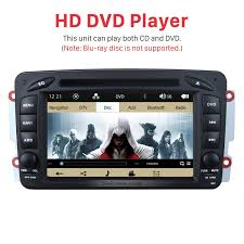 stereo gps navigation bluetooth for 1998 2002 mercedes benz a