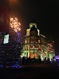 denton county christmas lights it s a wonderful life in denton discover denton