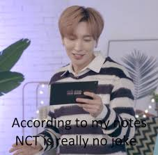 I Know Memes - nct memes on twitter welcome nct 2018 late i know memes special