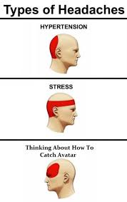 Types Of Memes - types of headaches meme of best of the funny meme
