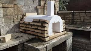 How To Make An Outdoor Bathroom How To Make An Outdoor Pizza Oven Home Interiror And Exteriro