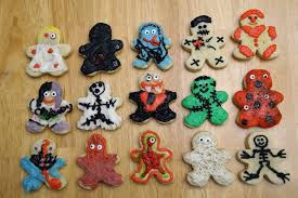 How To Make Halloween Sugar Cookies by Must Run In The Family Halloween Sugar Cookies
