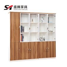 file cabinet office furniture minimalist modern office glass door