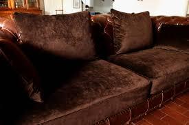 housse coussins canapé housses coussins de canapé sur mesure métissage matières
